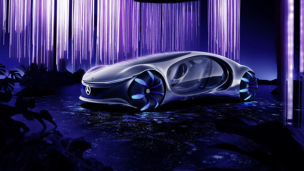 2020 Mercedes-Benz Vision AVTR wallpaper