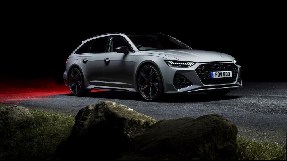 Audi RS 6 Avant wallpaper