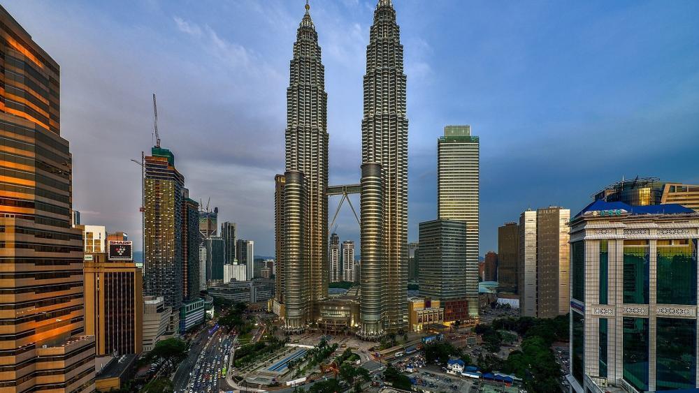 Petronas Twin Towers (Kuala Lumpur) wallpaper