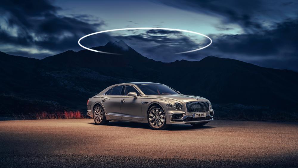 Bentley Flying Spur wallpaper