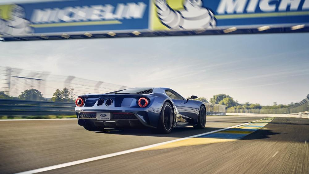 Ford GT 2020 wallpaper