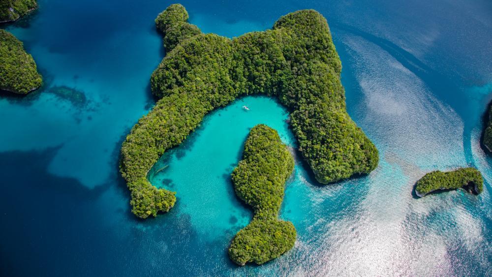 Palau (Caroline Islands) wallpaper