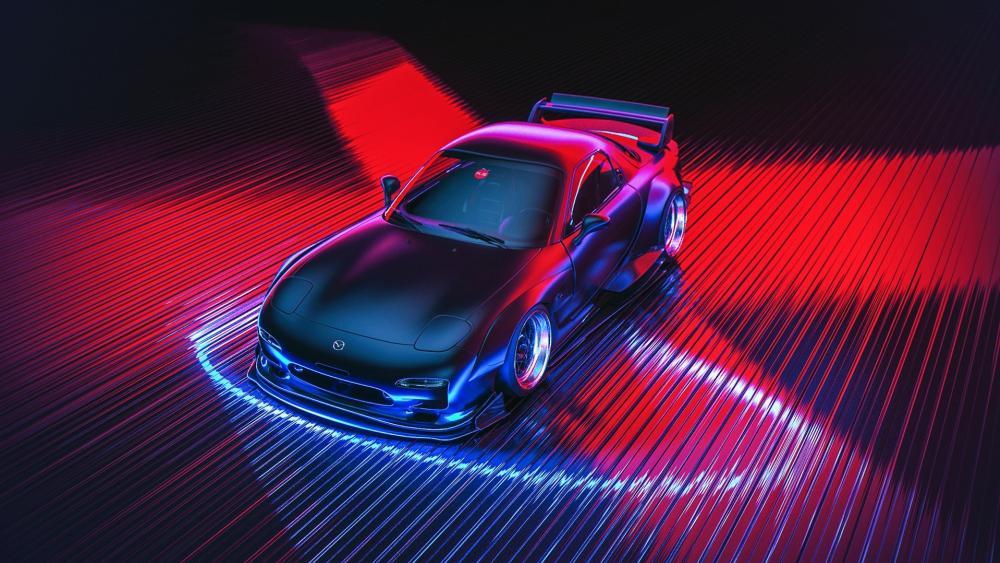 Mazda RX-7 wallpaper