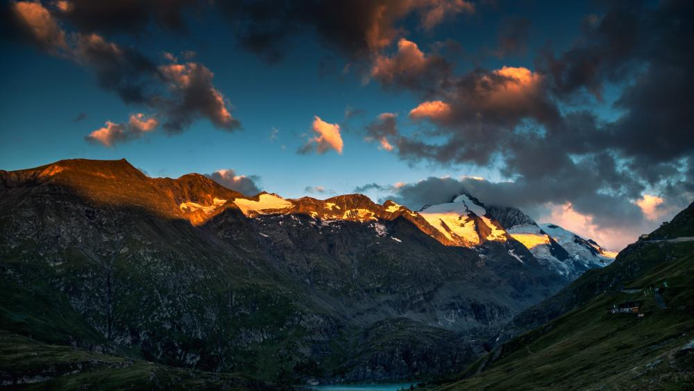 Grossglockner wallpaper
