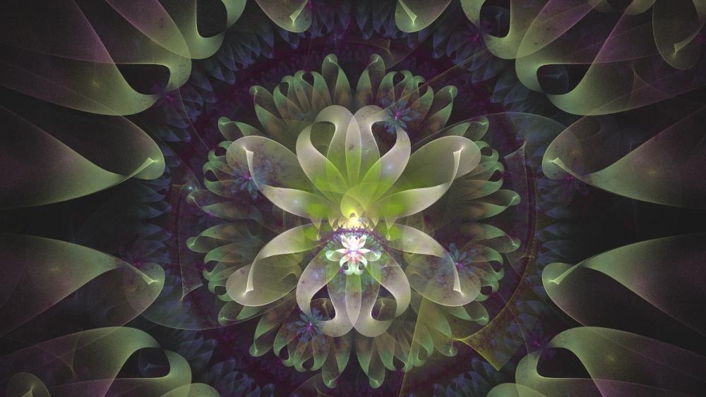 flower variation wallpaper