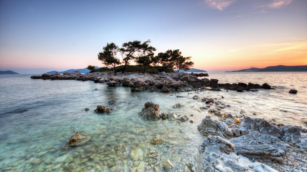 Croatia, Adriatic Sea wallpaper