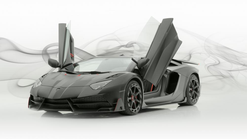 Lamborghini Aventador Mansory wallpaper