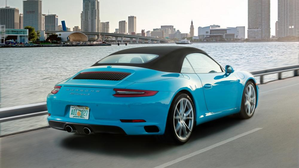Porsche 911 Carrera S wallpaper