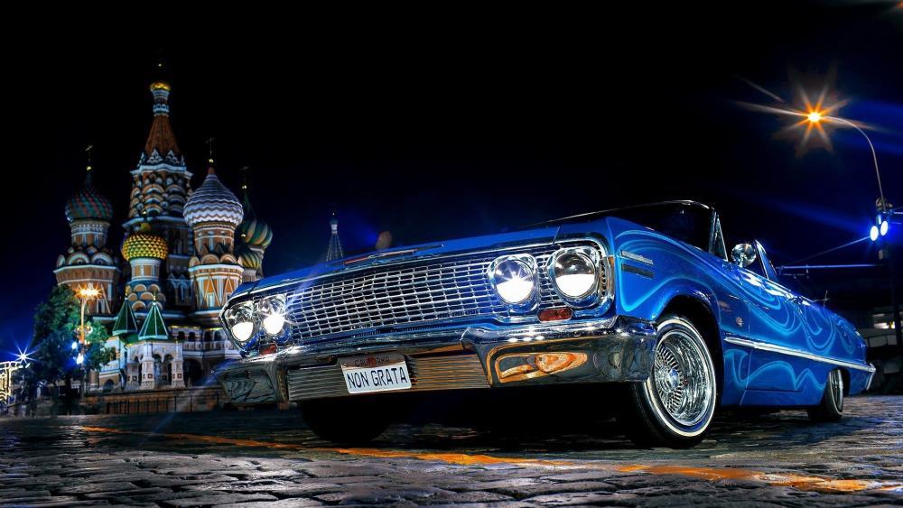 Chevy Impala wallpaper