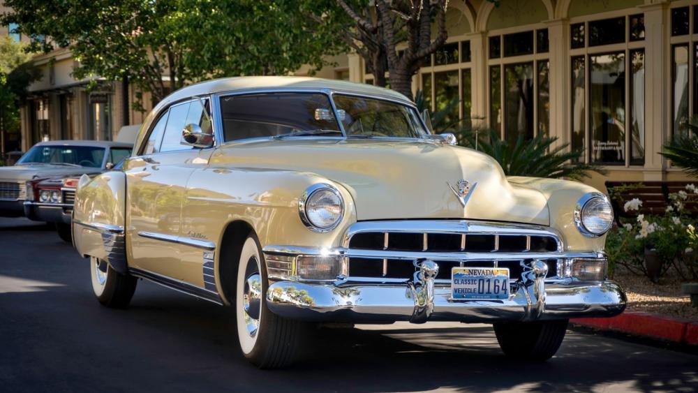 Cadillac Series 62 wallpaper