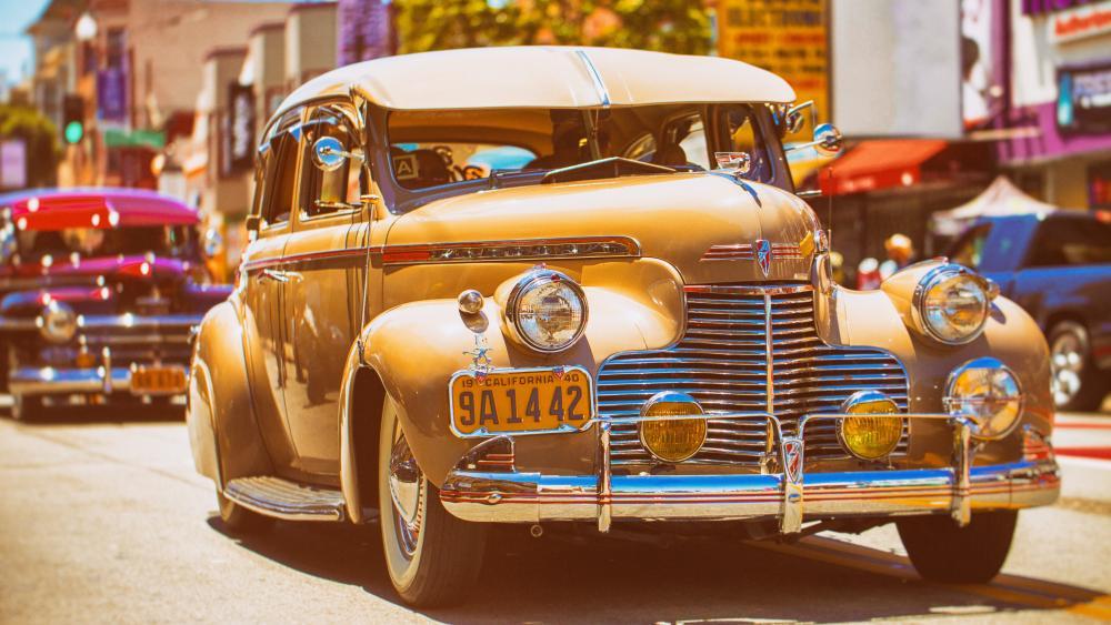 Chevrolet KA 1940 wallpaper
