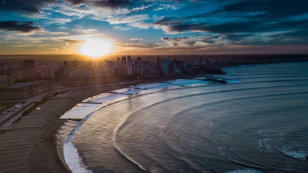 Mar del Plata wallpaper