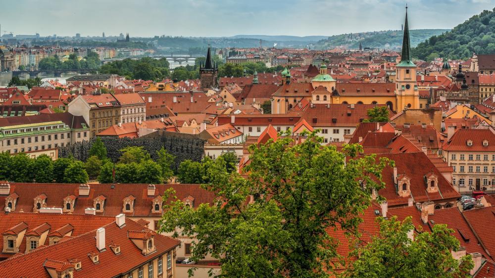 Prague wallpaper