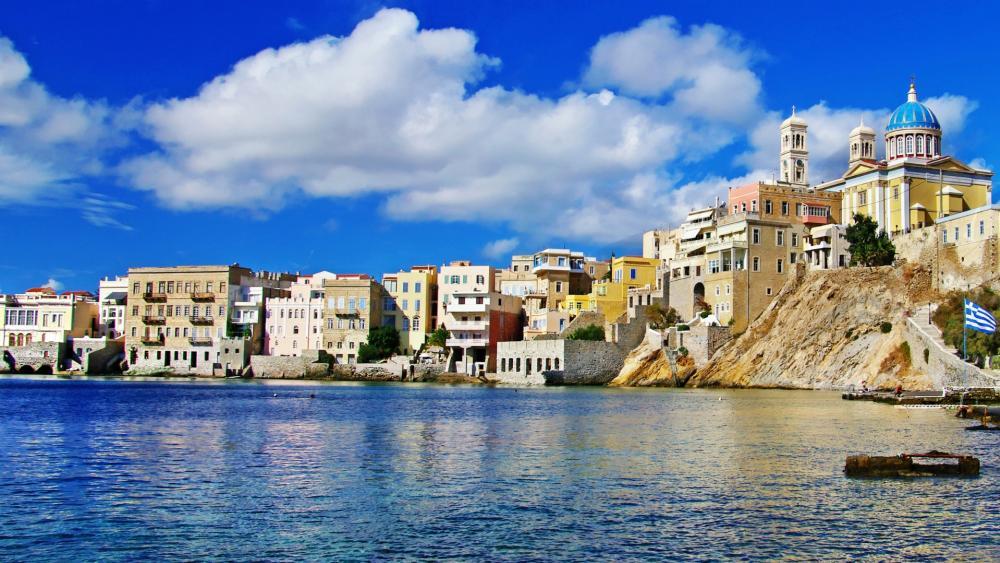 Syros wallpaper