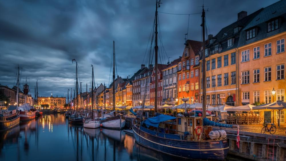 Nyhavn wallpaper