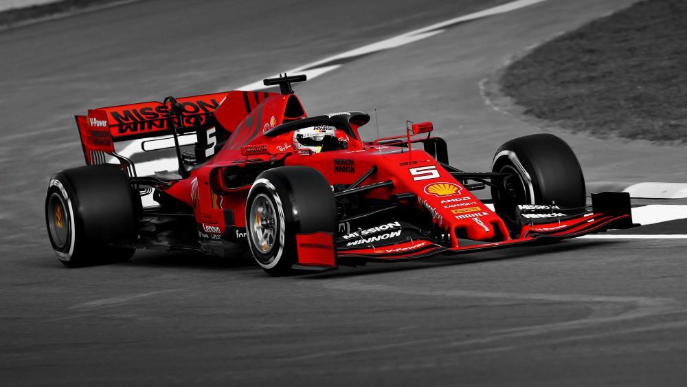 Ferrari SF90 wallpaper - backiee