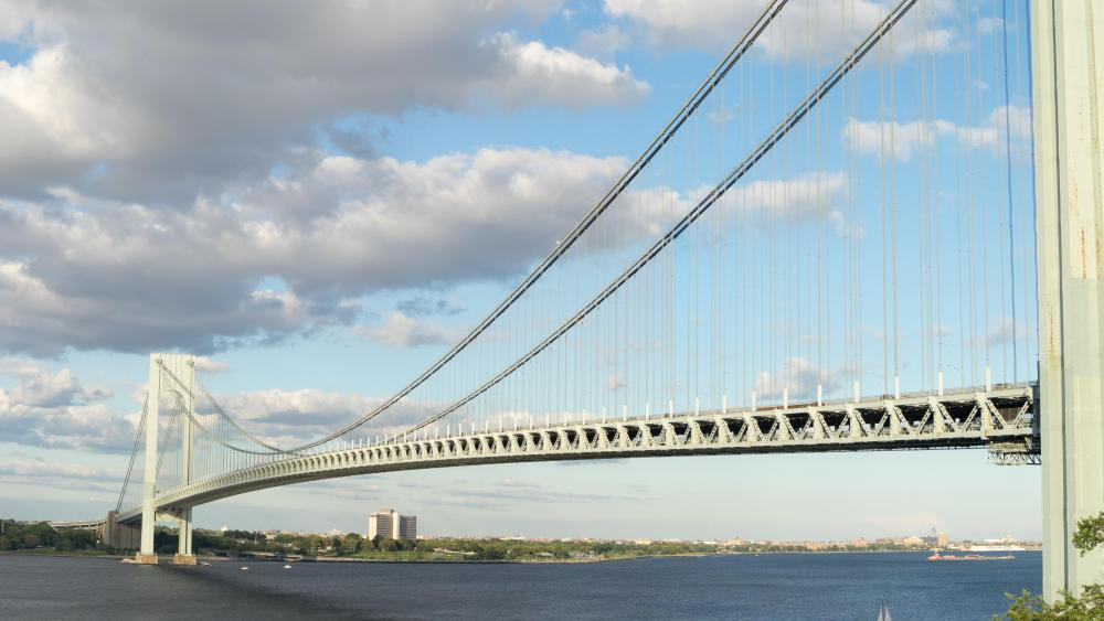 Verrazzano-Narrows Bridge wallpaper