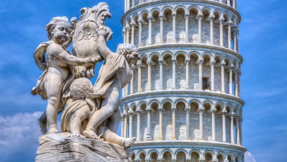 Torre di Pisa wallpaper
