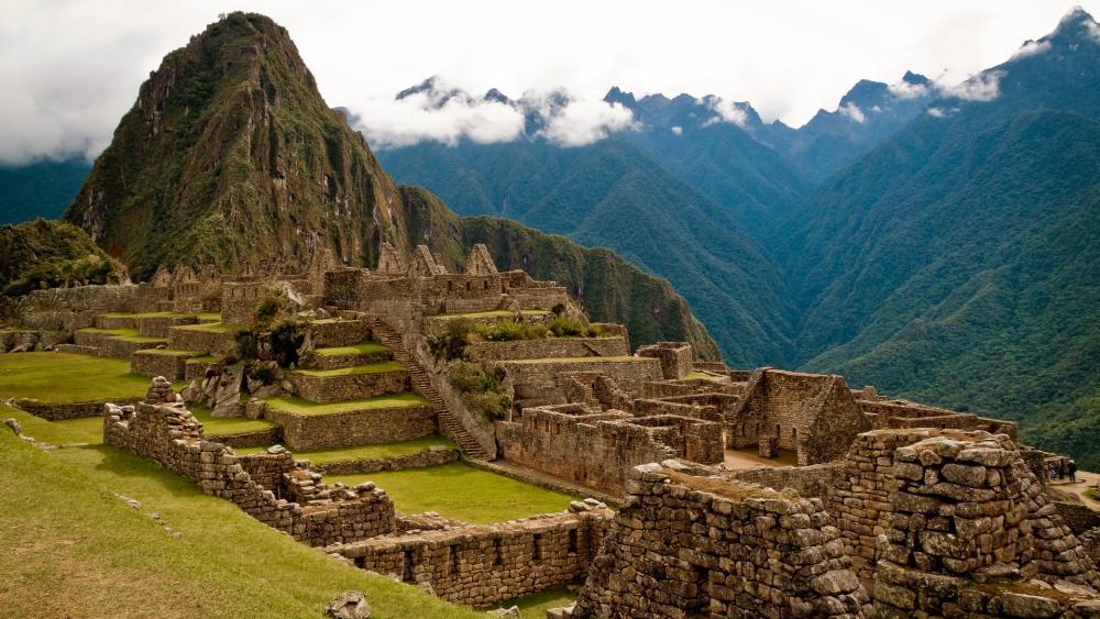 Machu Picchu, Peru wallpaper
