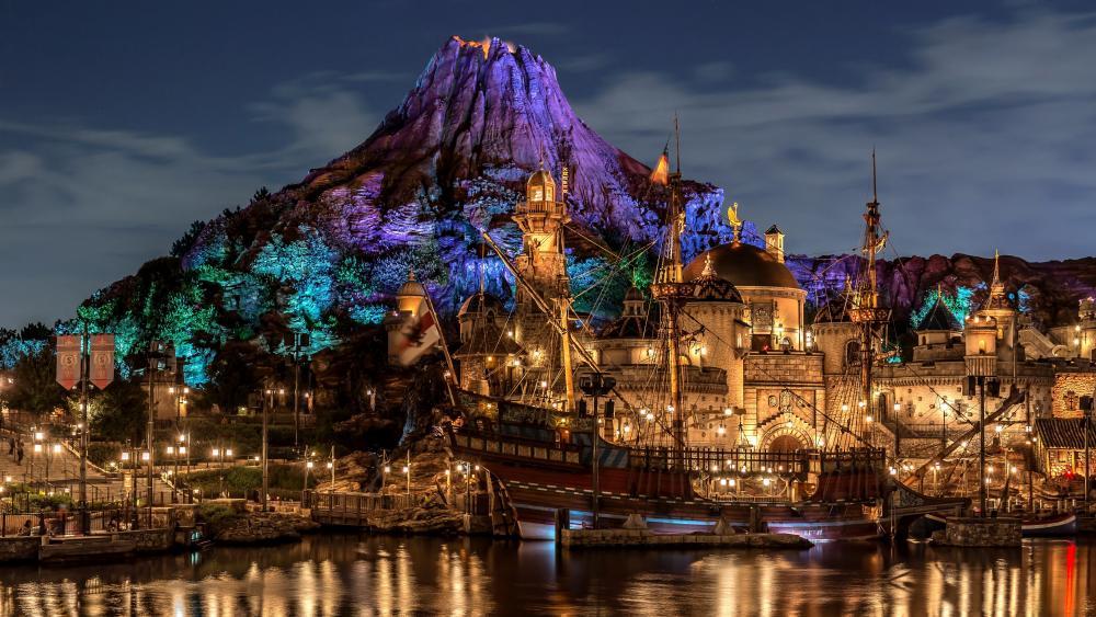 Tokyo DisneySea wallpaper