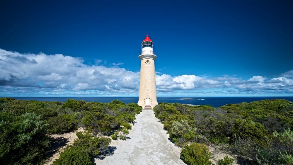 Cape du Couedic Lighthouse, Kangaroo Island wallpaper