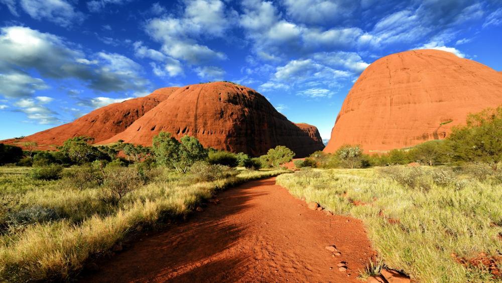 Ayers Rock, Uluru-Kata Tjuta National Park wallpaper