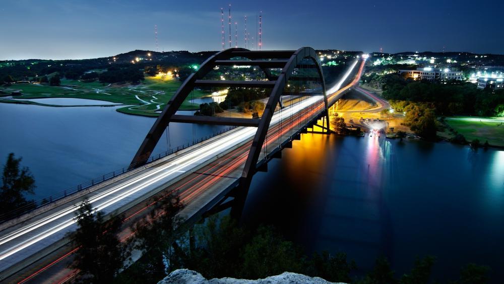 360 Bridge (Pennybacker Bridge) wallpaper