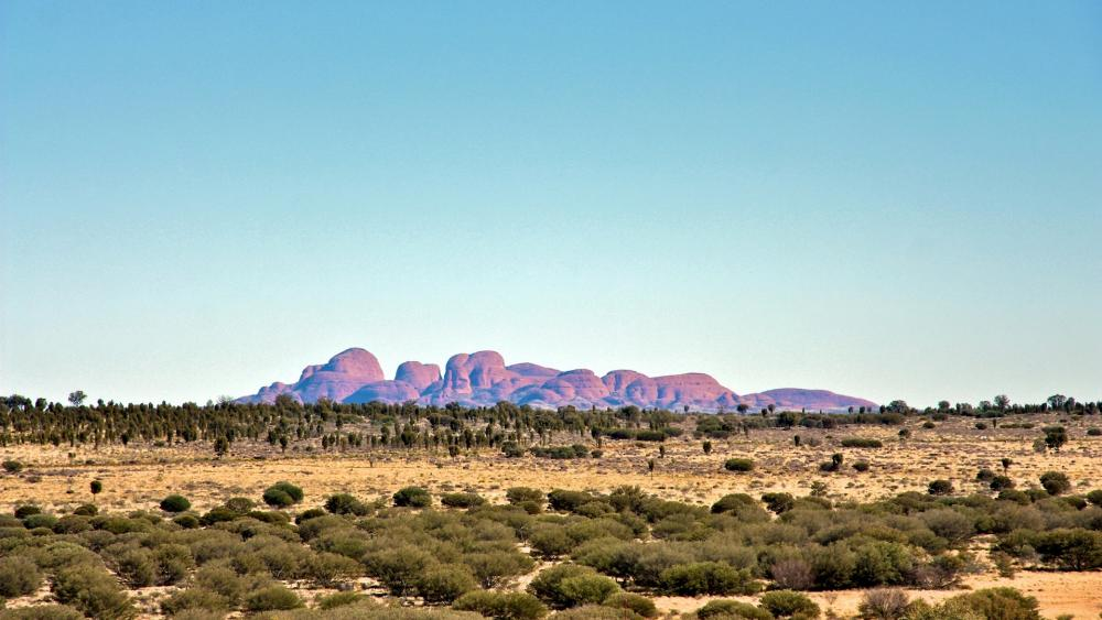 Uluru-Kata Tjuta National Park wallpaper