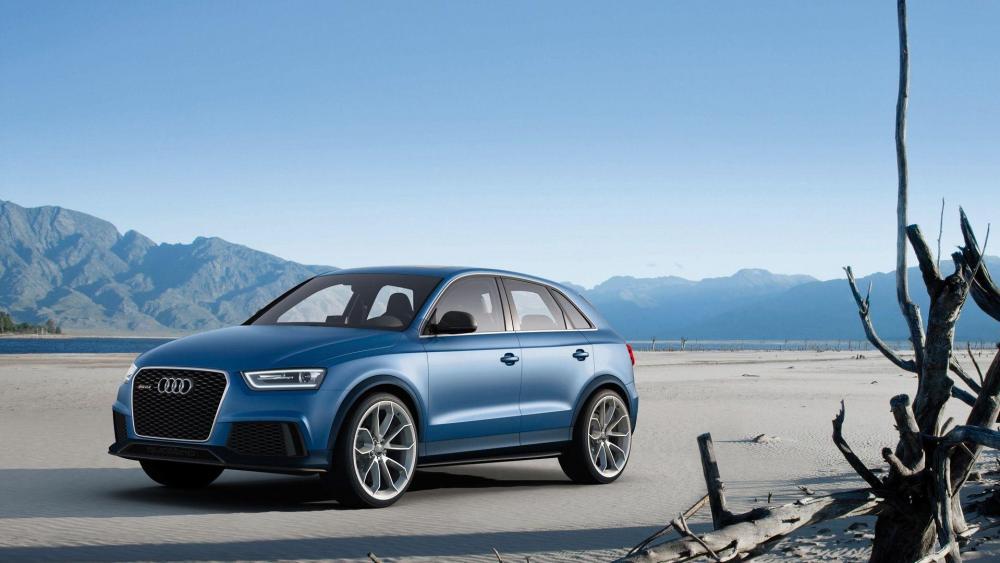 Audi RS Q3 wallpaper