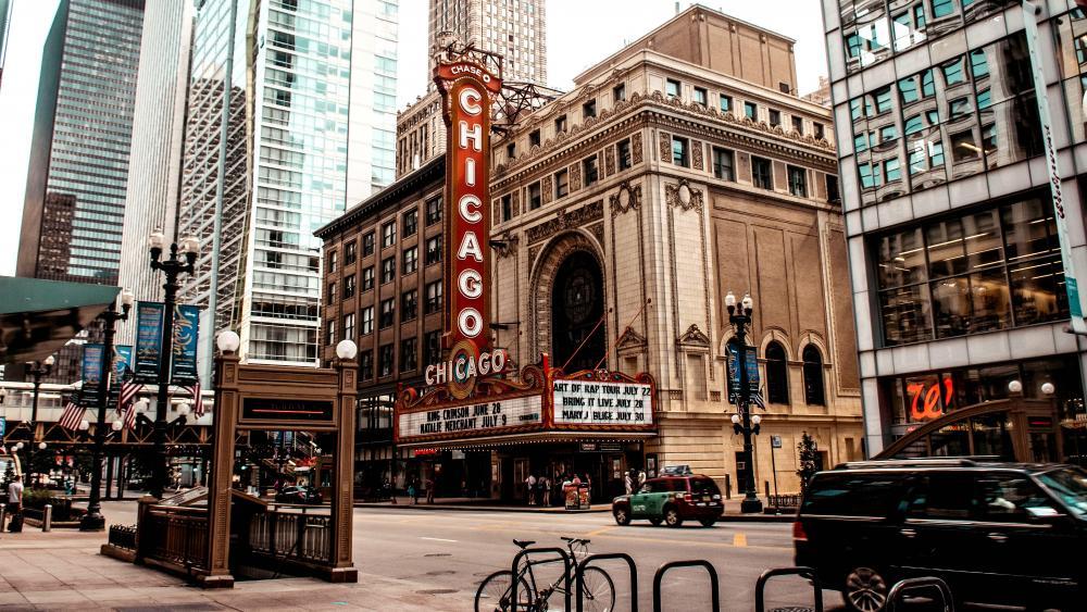 Millennium Park, Chicago wallpaper