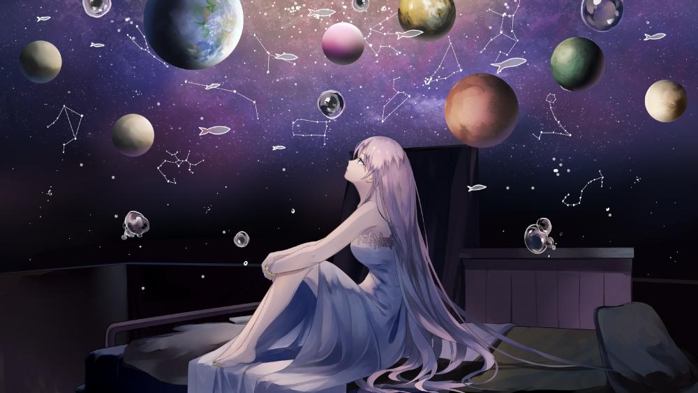 Anime atornomy wallpaper