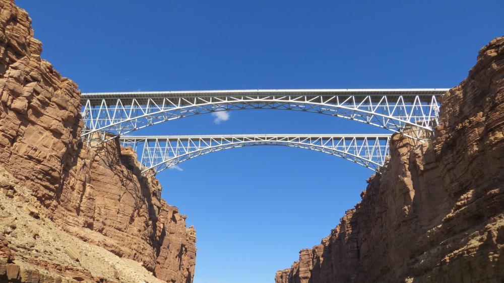 Navajo Bridge wallpaper
