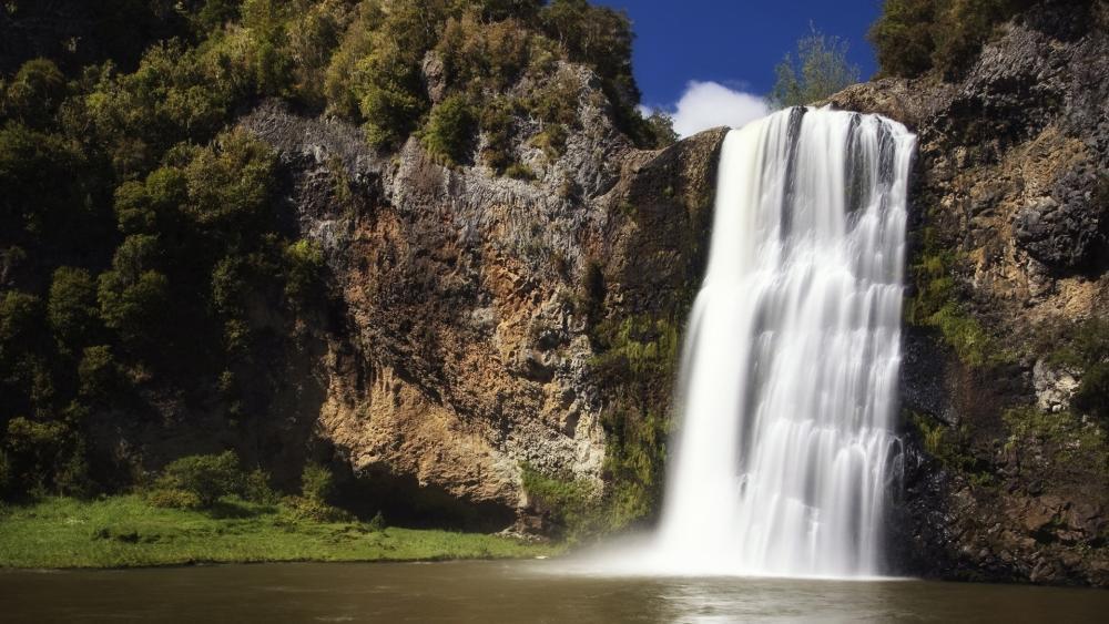 Hunua Falls Reserve wallpaper