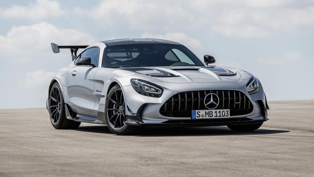 Mercedes AMG GT wallpaper