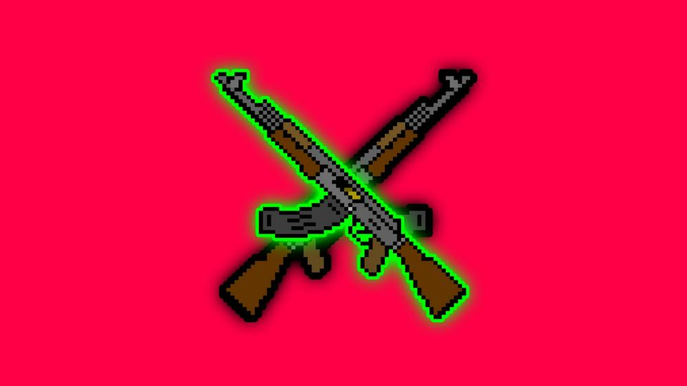 AK-47 wallpaper