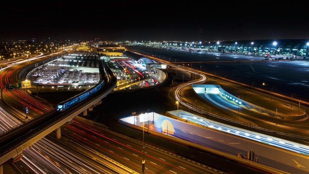 Dubai International Airport wallpaper