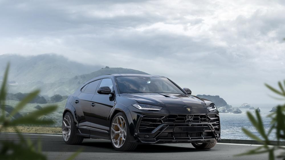 Lamborghini Urus wallpaper