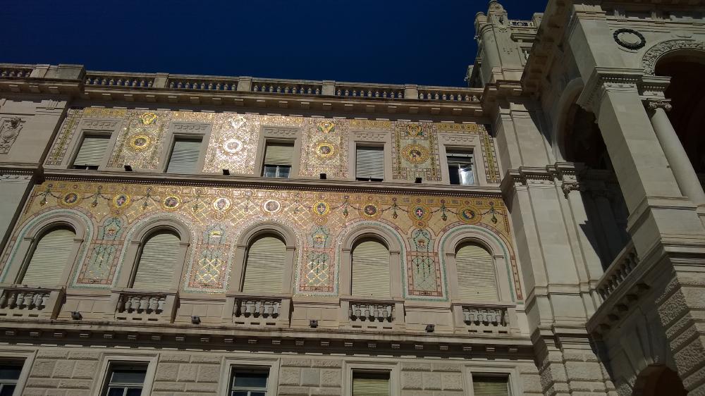 Trieste wallpaper