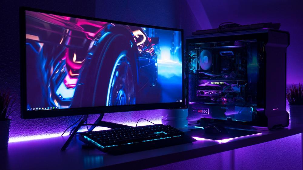 GAMING PC wallpaper