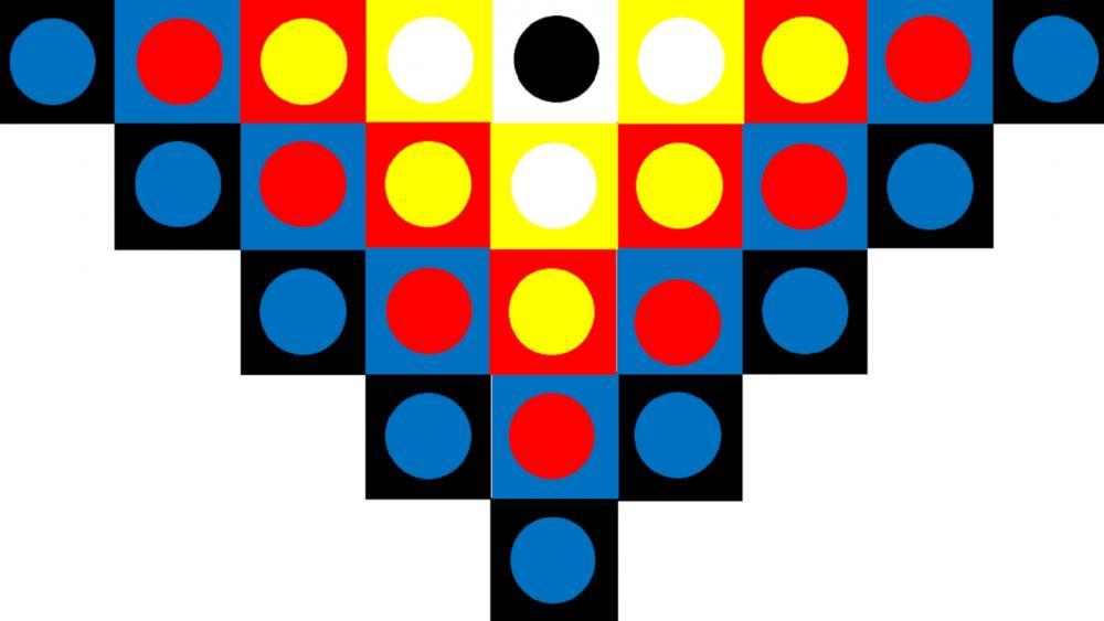 Quadrilateral & Circle wallpaper
