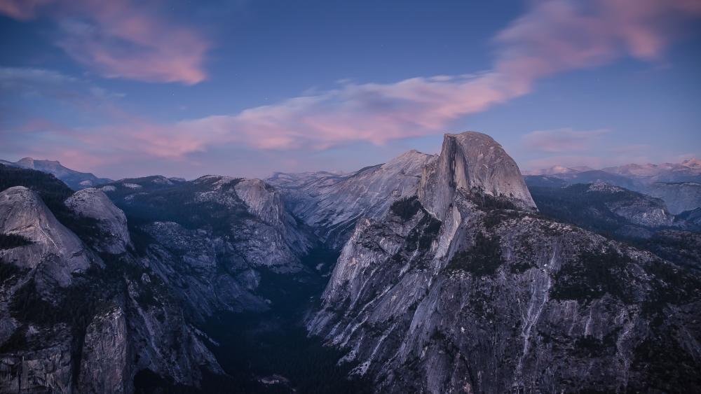 Half Dome, Yosemite National Park wallpaper