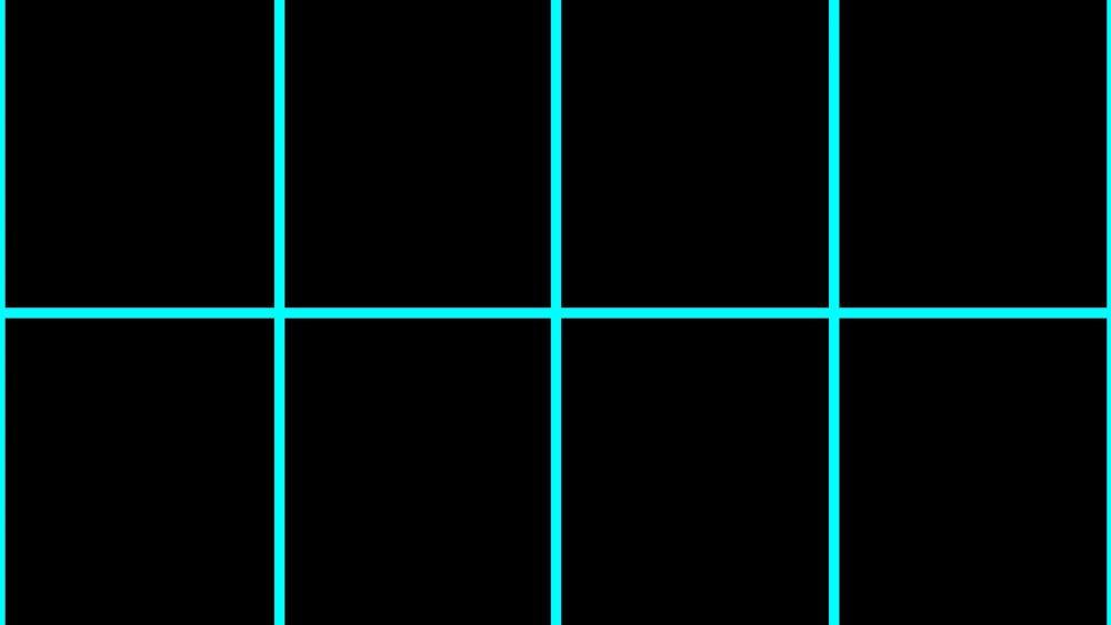 Neon grid wallpaper