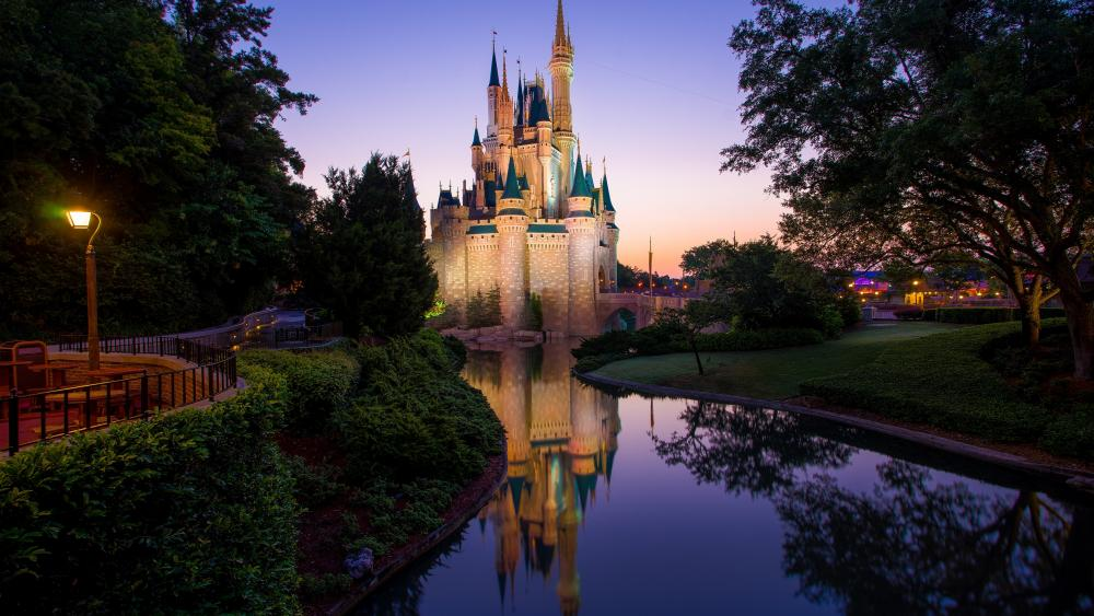 Cinderella Castle, Walt Disney World Resort wallpaper
