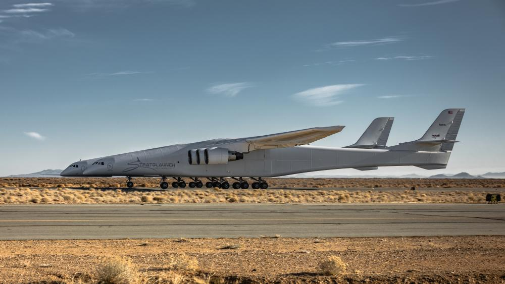 Stratolaunch wallpaper