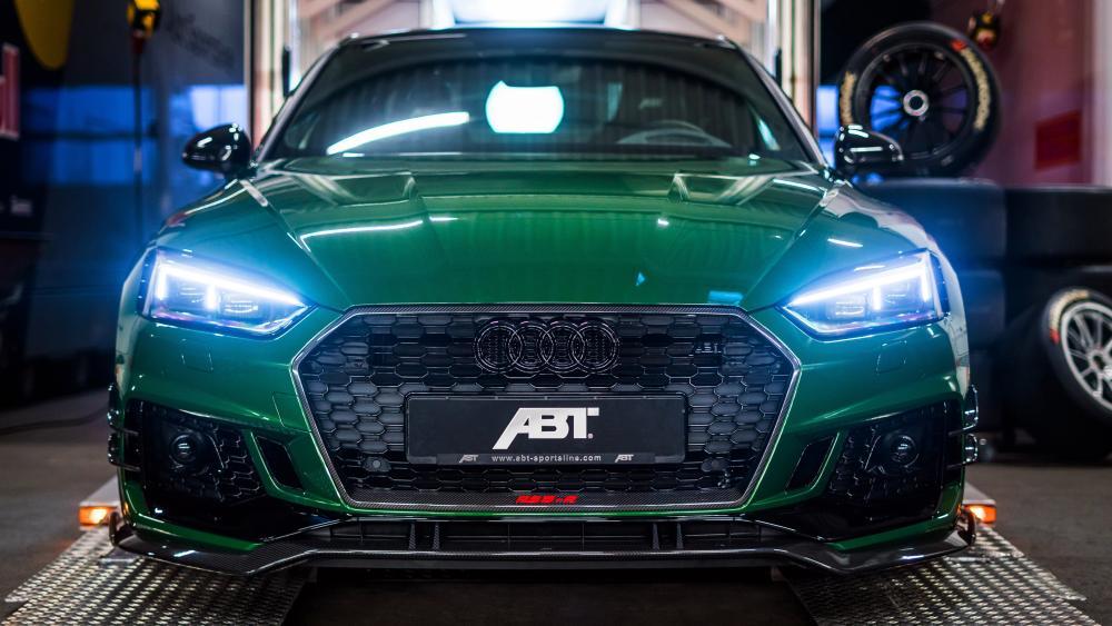 Audi RS5 wallpaper