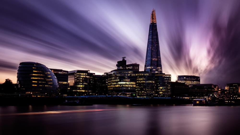 The Shard, London wallpaper