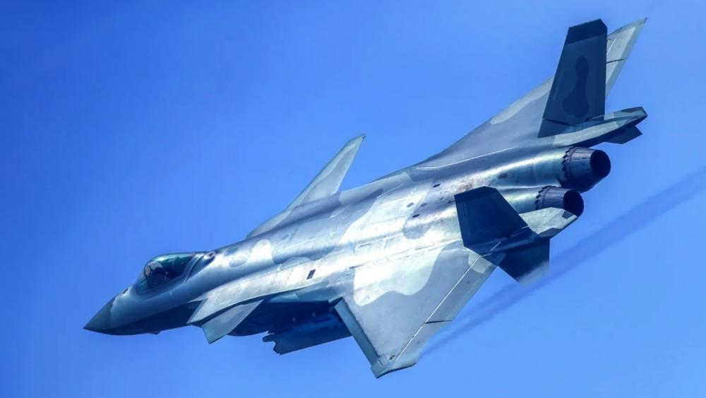 PLAAF J-20 wallpaper