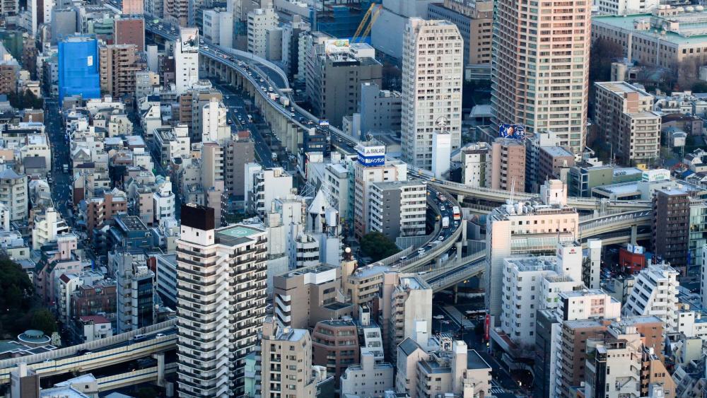 Tokyo Metropolitan Expressway wallpaper