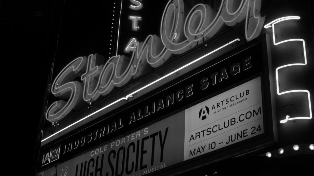 Stanley Theatre, Vancouver wallpaper