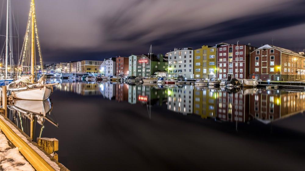 Trondheim wallpaper